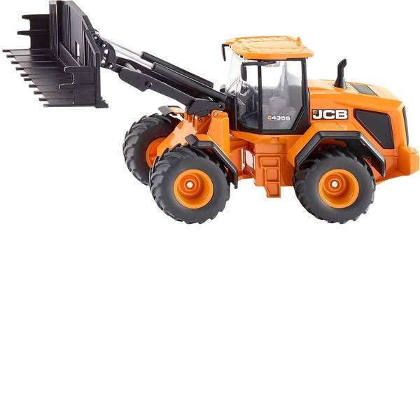 Veicoli industriali e veicoli da cantiere - SIKU JCB 435S pala caricatrice Agri -