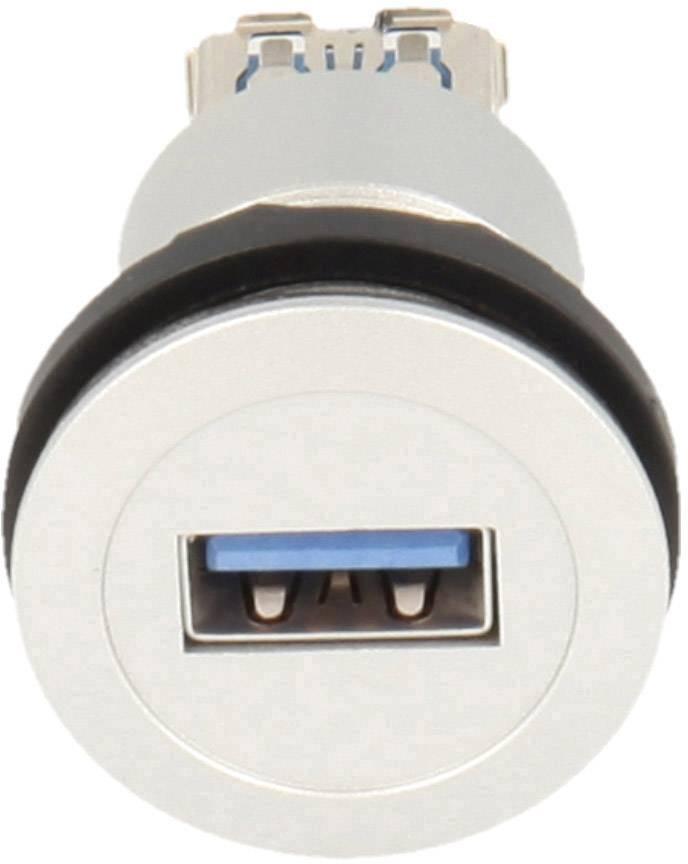 Prese da incasso USB 3.0 Presa