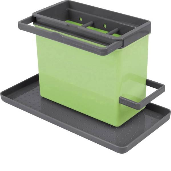 Utensili e accessori da cucina - Tidytex organizer per lavandino verde -