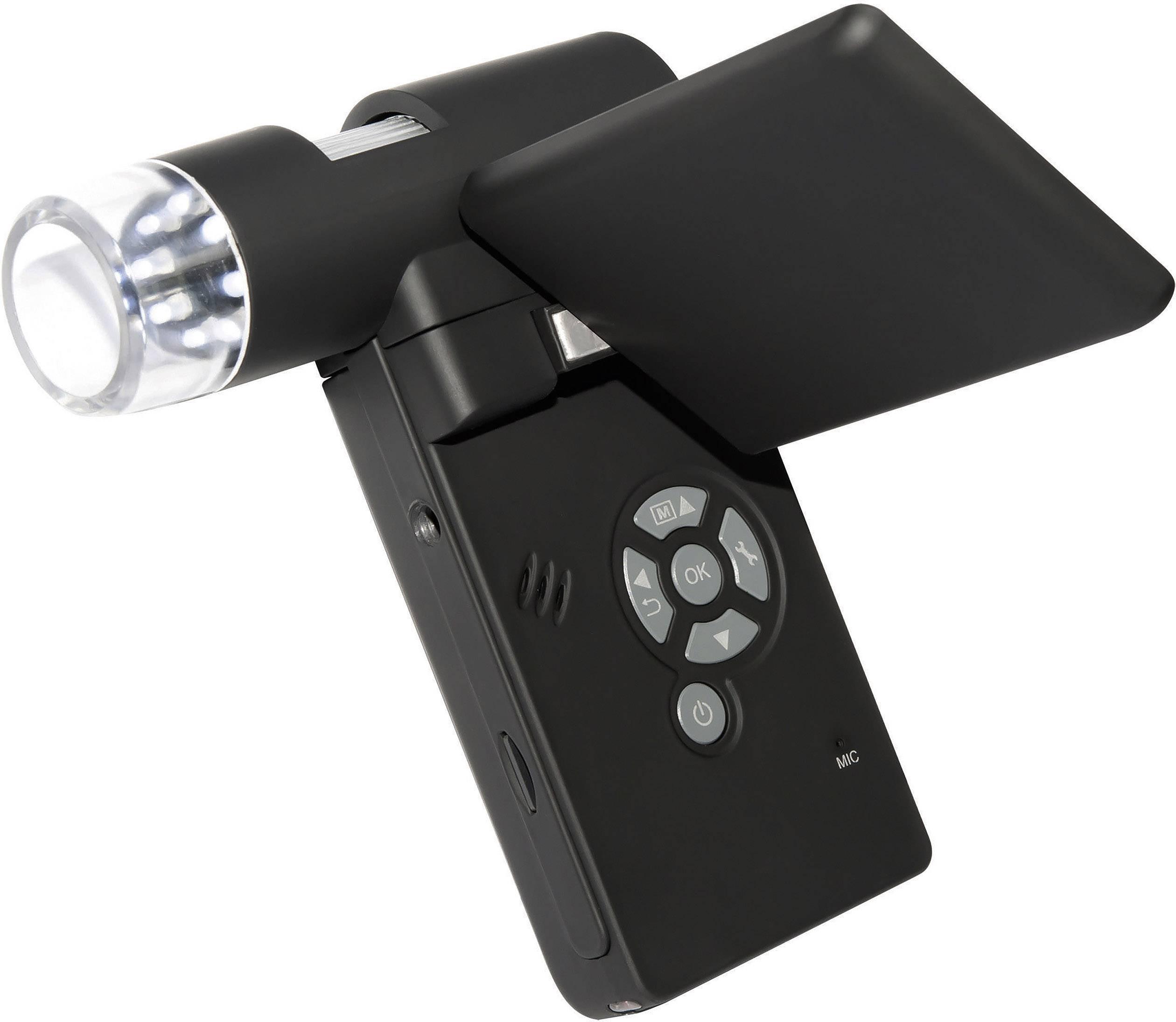 TOOLCRAFT Microscopio USB con
