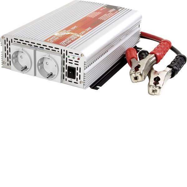 Inverter - Velleman Inverter PI1000MN 1000 W 12 V/DC - 230 V/AC -