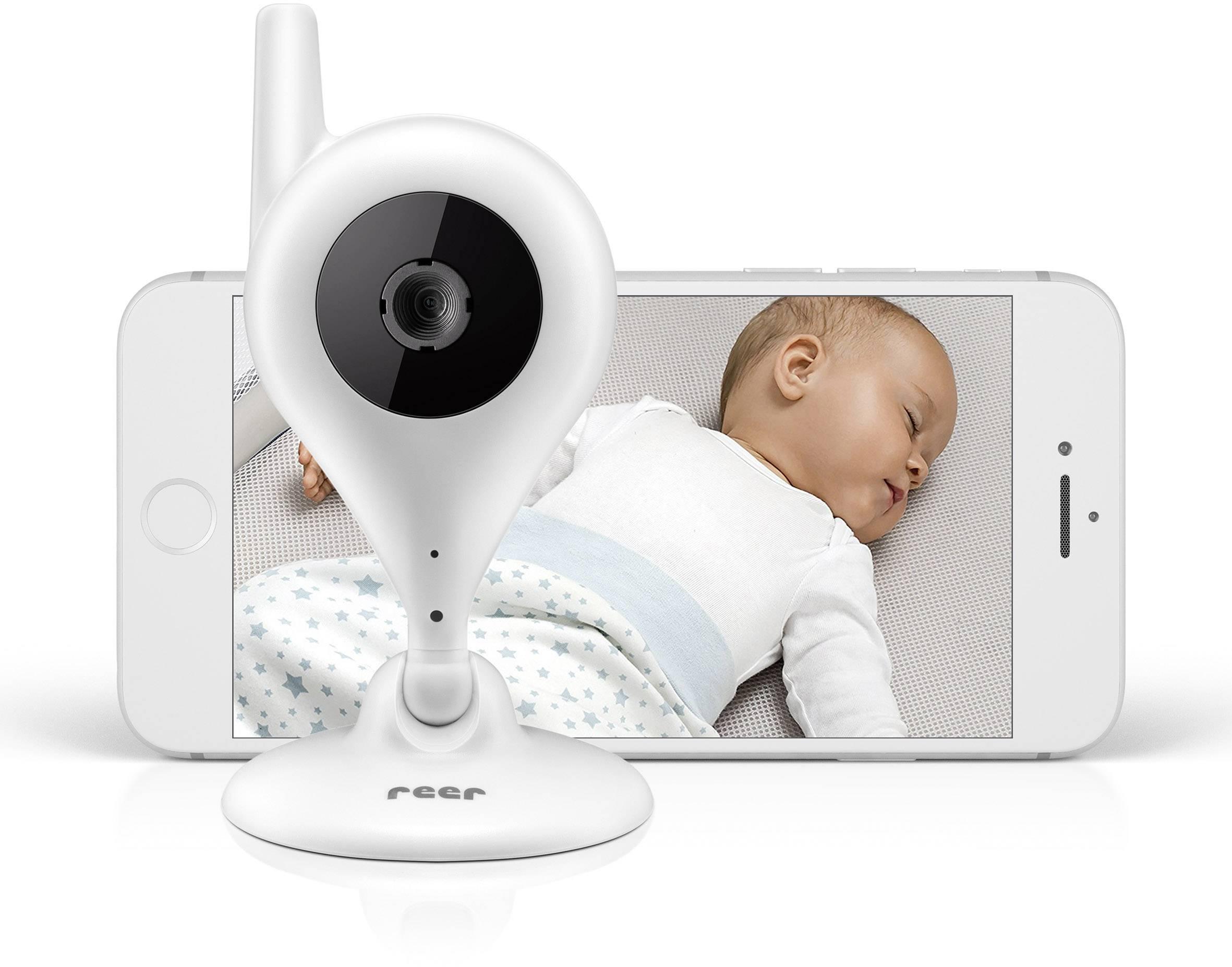 REER IP BabyCam 80300 Babyphone con