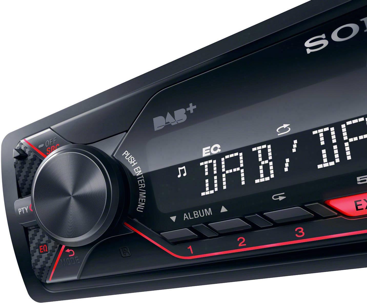 Sony dsxa kit autoradio collegamento per controllo remoto da