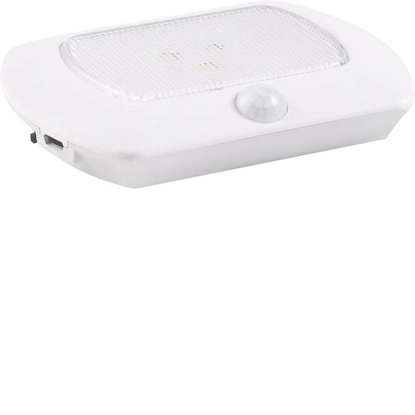 Mini lampade portatili - Müller Licht 27700027 Mobina Sensor Mini lampada con sensore di movimento LED Bianco -