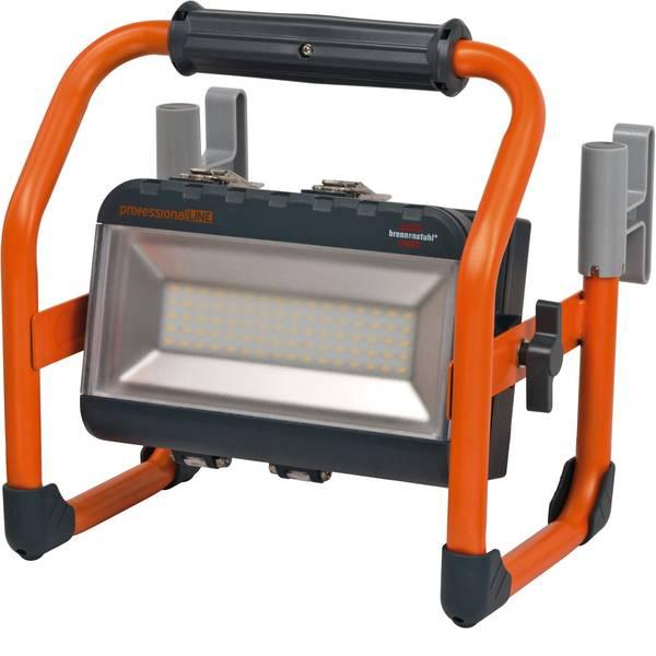 Illuminazioni per cantieri - Brennenstuhl professionalLINE Faro da lavoro LED a batteria 40 W 3200 lm 9171200401 -