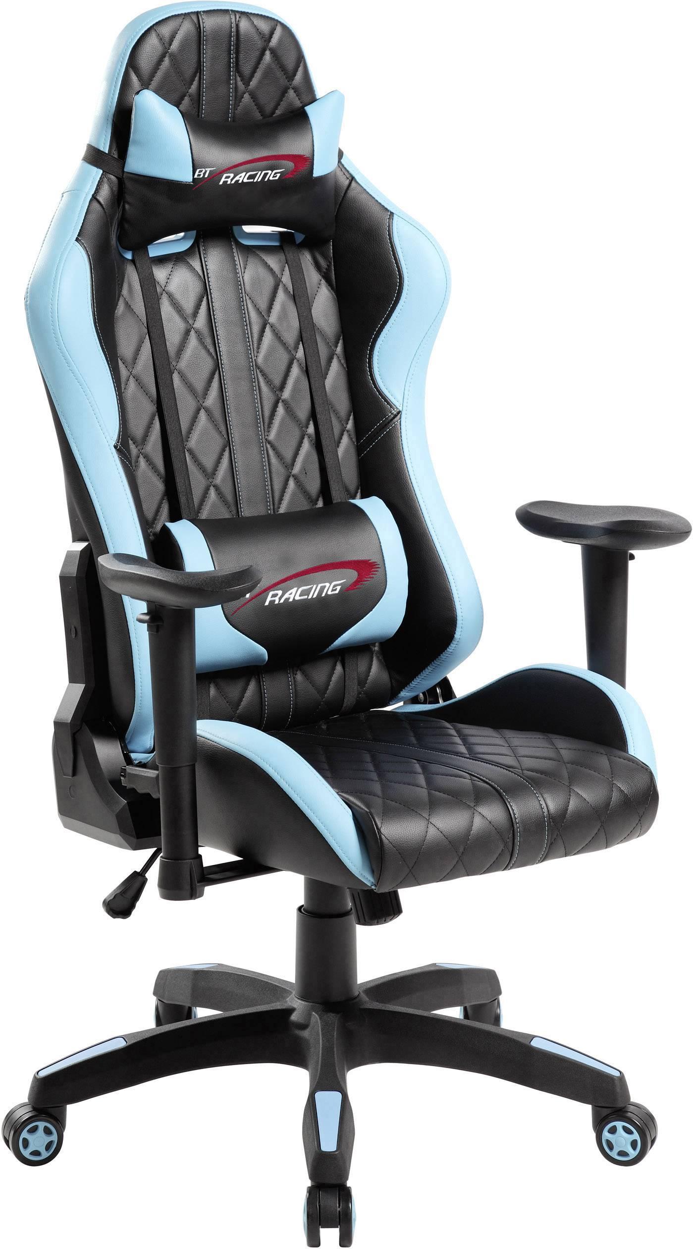 Sedia da gioco BT Racing Blu