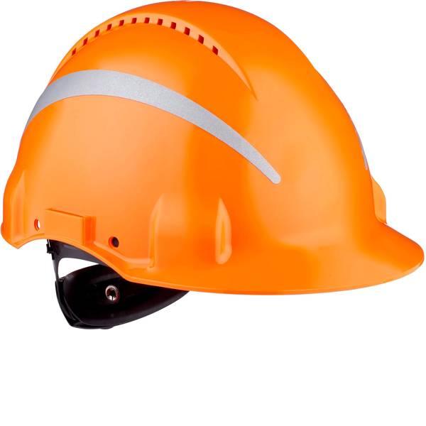Caschi di protezione - Casco di protezione Arancione 3M G3000 Reflex G30NUOR -