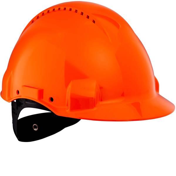 Caschi di protezione - Casco di protezione con sensore UV Arancione 3M Peltor G3000 G30NUO EN 397 -