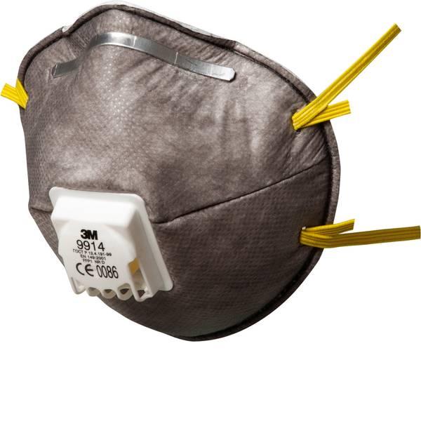 Maschere per polveri fini - 3M 9914 Mascherina antipolvere con valvola FFP1 1 pz. -