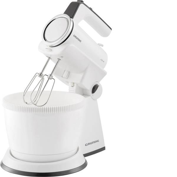 Sbattitori elettrici - Grundig HM 6860 Sbattitore elettrico 425 W Bianco, Nero -