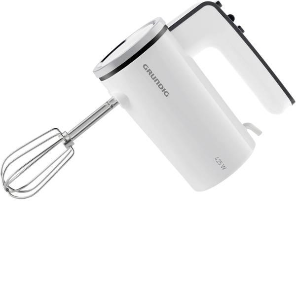 Sbattitori elettrici - Grundig HM 6840 Sbattitore elettrico 425 W Bianco, Nero -