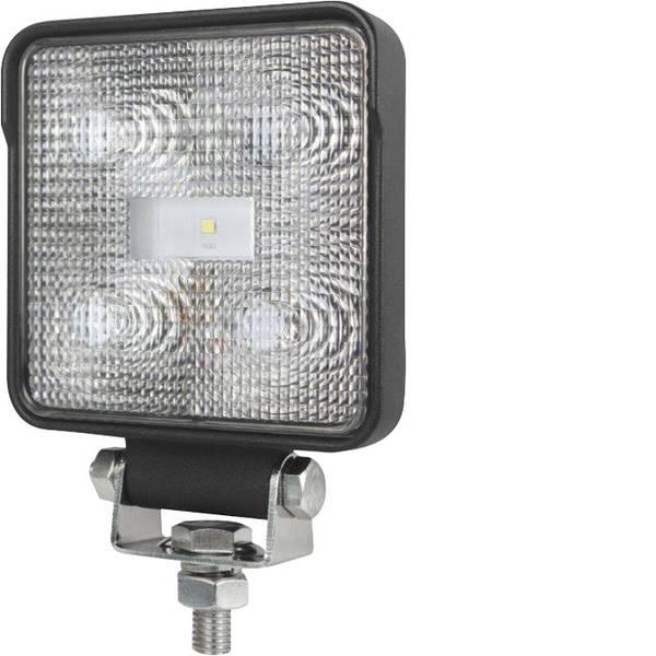 Fari e proiettori da lavoro - Hella Valuefit Faro da lavoro 12 V, 24 V S800 LED 1GA 357 107-012 Illuminazione da vicino (L x A x P) 100 x 129 x 40 mm  -