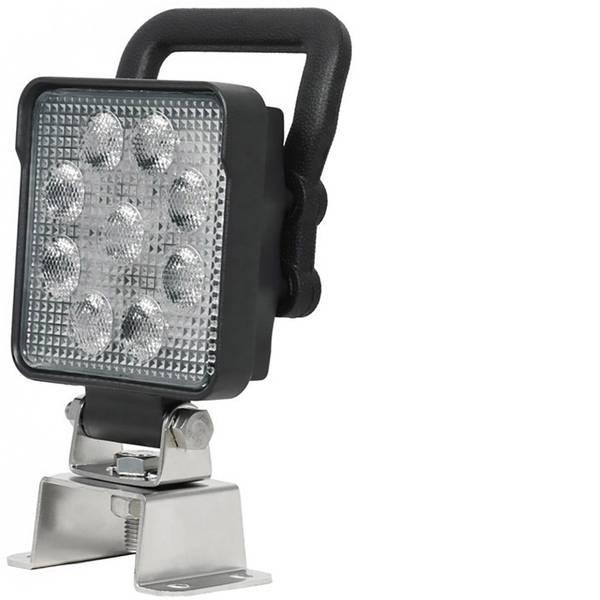 Fari e proiettori da lavoro - Hella Valuefit Faro da lavoro 12 V, 24 V S1500 LED 1GA 357 103-082 Illuminazione da vicino (L x A x P) 100 x 186 x 61 mm  -