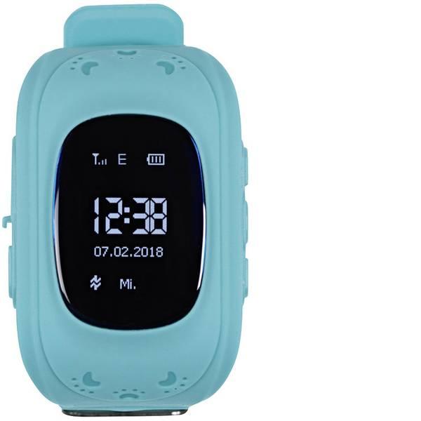 Dispositivi indossabili - easymaxx Smartwatch Blu -