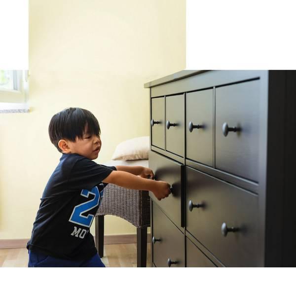Sicurezza per bambini - Serratura cassetto ABUS MARC ABJC73144 -
