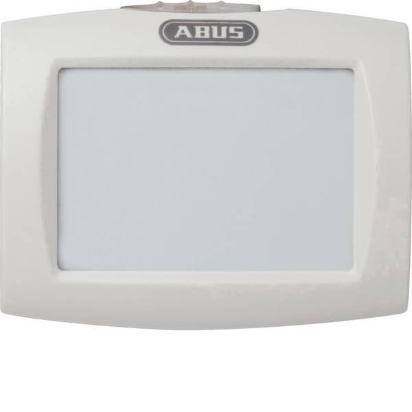 Luci notturne - ABUS LORI ABJC73162 Lampada notturna Quadrato Bianco -