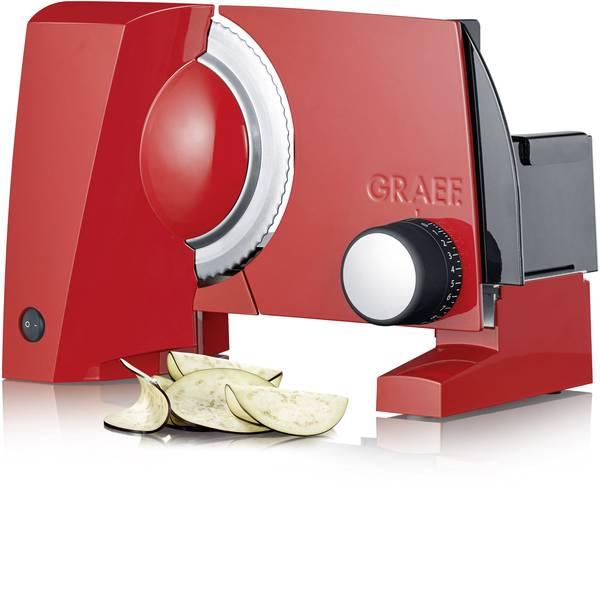 Affettatrici - Graef Sliced Kitchen S10003 Affettatutto S10003 Rosso -
