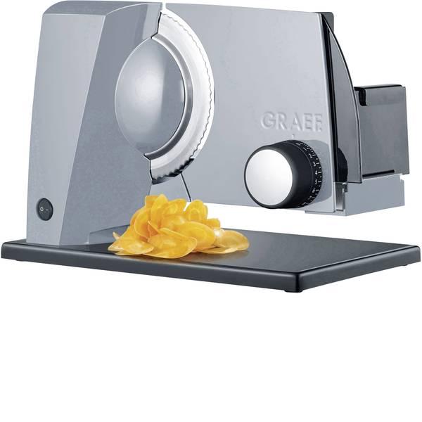 Affettatrici - Graef Sliced Kitchen S11000 Affettatutto S11000 Grigio -