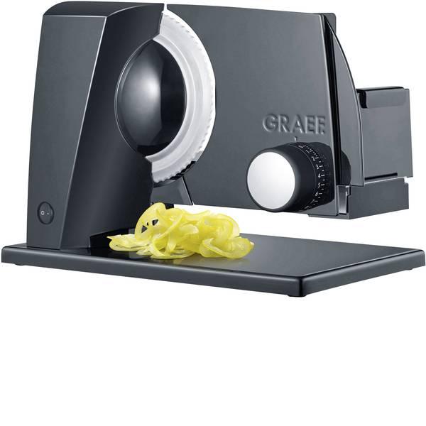 Affettatrici - Graef Sliced Kitchen S11002 Affettatutto S11002 Nero -