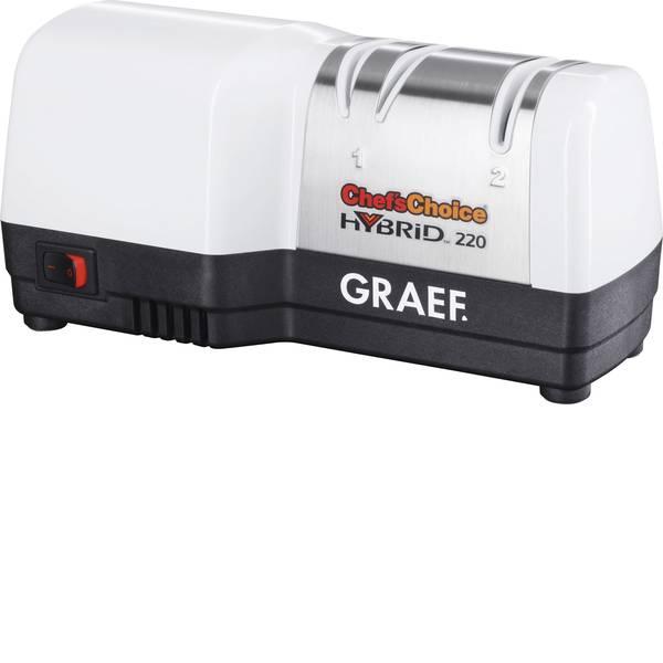 Elettrodomestici e altri utensili da cucina - Affilacoltelli Graef CC80DE Bianco, Nero -