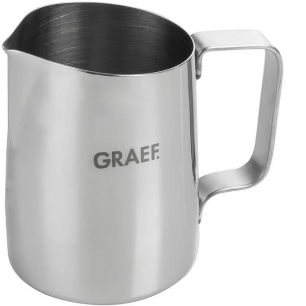 Accessori per caffè - Contenitore per latte Graef 146442 - Versare 650 ml -