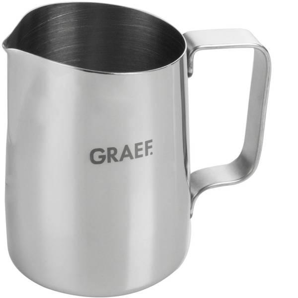 Accessori per caffè - Contenitore per latte Graef 146443 - Versare 450 ml -