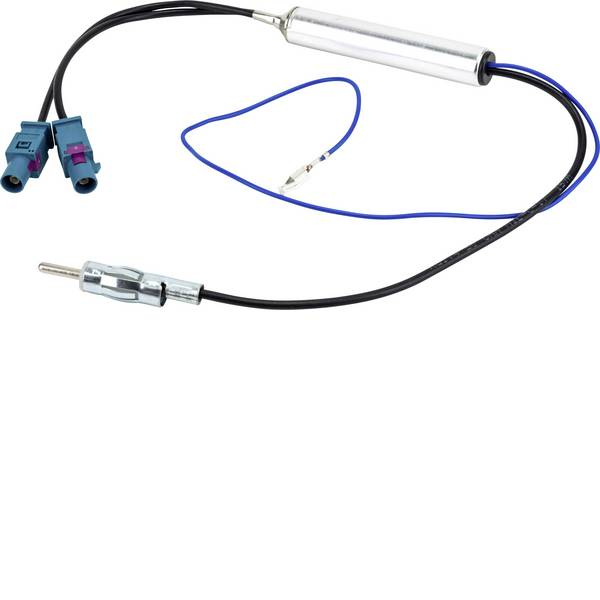 Accessori per antenne autoradio - RCS Systeme Amplificatore per antenna auto Fakra 450 mm -