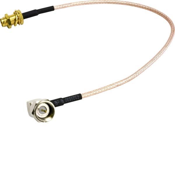 Accessori per antenne autoradio - RCS Systeme Splitter DAB / FM adattatore antenna auto Spina SMA (f) 220 mm -