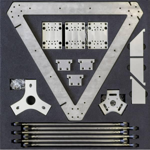 Robot in kit di montaggio - igus Robot in kit da montare DLE-DR-0001 -