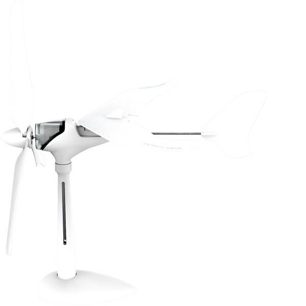 Kit di apprendimento fisica - Kit esperimenti MAKERFACTORY Motorsegler Windturbine MF-5155215 da 14 anni -