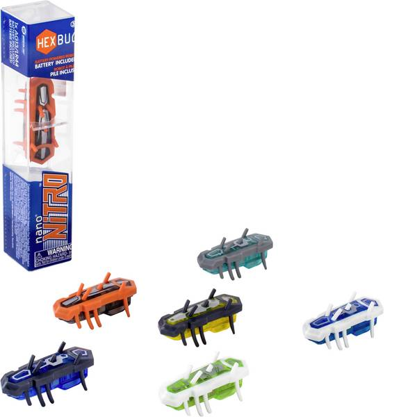 Robot giocattolo - HexBug Nano Nitro Robot giocattolo -
