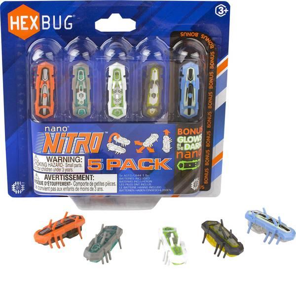 Robot giocattolo - HexBug Nano Nitro 5-Pack Robot giocattolo -