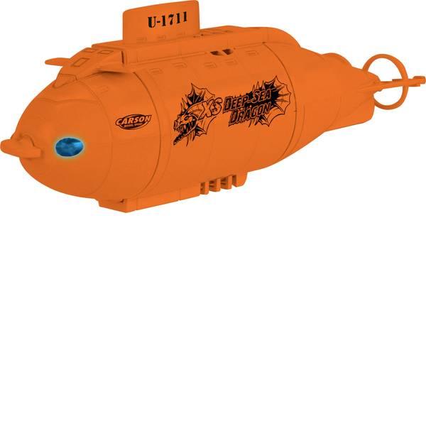Barche telecomandate - Carson RC Sport XS Deep Sea Dragon Sommergibile per principianti 100% RtR -