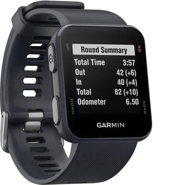 Dispositivi indossabili - Garmin Approach S10 Orologio Golf GPS Blu granito -