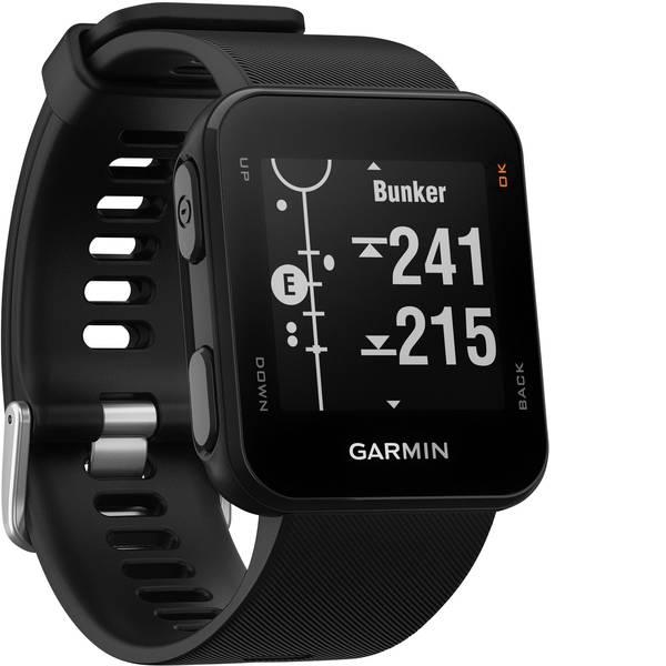Dispositivi indossabili - Garmin Approach S10 Orologio Golf GPS Nero -