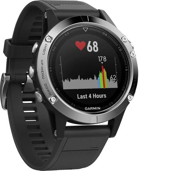 Dispositivi indossabili - Garmin fenix 5 Smartwatch Nero -