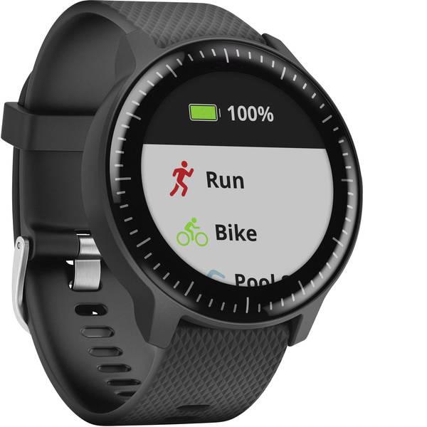 Dispositivi indossabili - Garmin vivoactive 3M Fitness Tracker Nero -