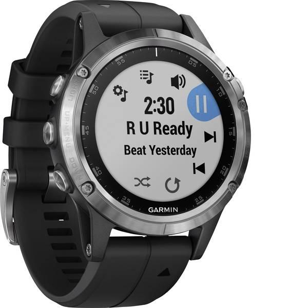 Dispositivi indossabili - Garmin f?nix 5 Plus Smartwatch Nero -