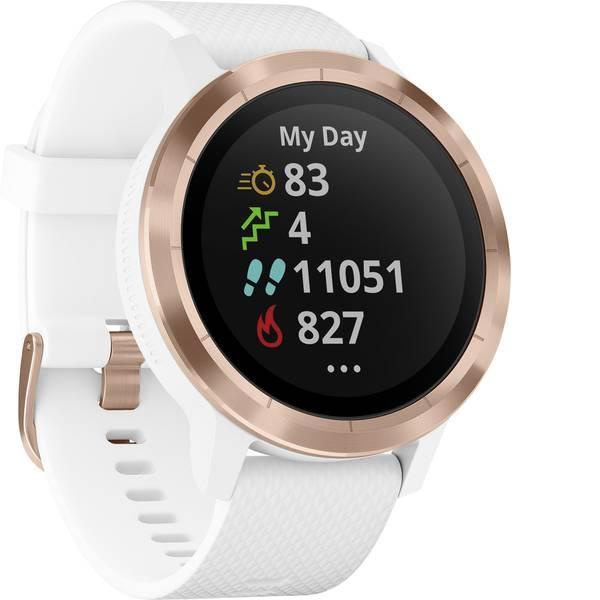 Dispositivi indossabili - Garmin vivoactive 3 Fitness Tracker Bianco -