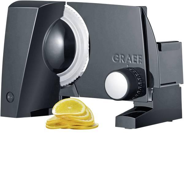 Affettatrici - Graef Sliced Kitchen S10002 Affettatutto S10002 Nero -