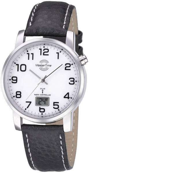 Orologi da polso - Orologio da polso MTGA-10294-12L (Ø x A) 41 mm x 10.5 mm Argento Materiale cassa=Metallo Materiale (braccialetto)=Pelle -