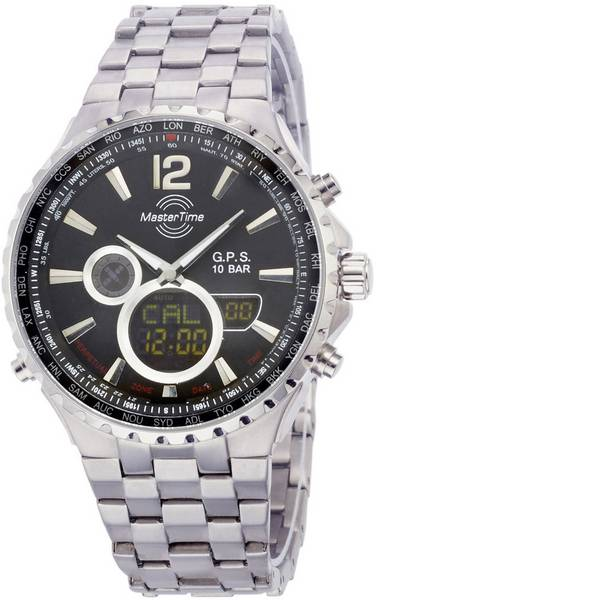 Orologi da polso - Cronografo Orologio da polso MTGT-10634-10M (Ø x A) 46 mm x 14 mm Argento Materiale cassa=Titanio Materiale  -