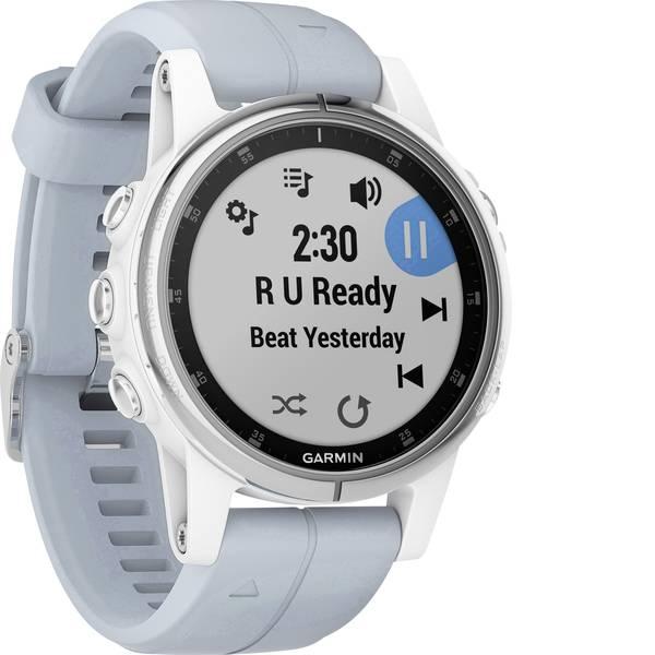 Dispositivi indossabili - Garmin f?nix 5S Plus Smartwatch Blu chiaro -