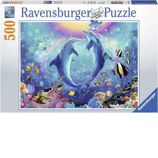 Puzzle - Ravensburger Puzzle - danza della delfini -