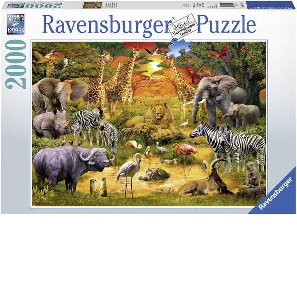 Puzzle - Ravensburger Puzzle - Versammlung foro dacqua -