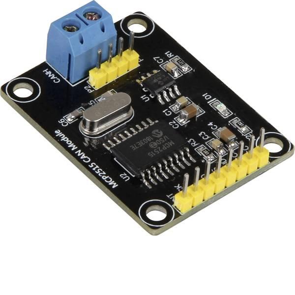 Shield e moduli aggiuntivi HAT per Arduino - Scheda di sviluppo SBC-CAN01 Arduino, banana pi, Cubieboard, Raspberry Pi®, Raspberry Pi® 2 B, Raspberry Pi® 3 B,  -