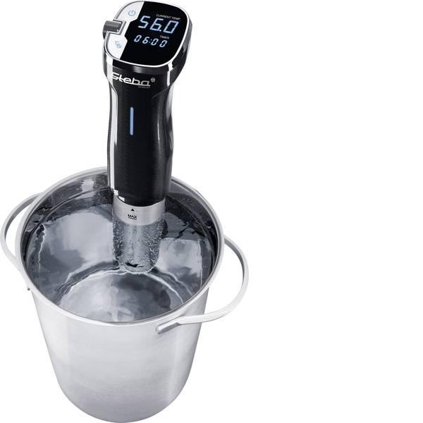 Elettrodomestici e altri utensili da cucina - Sistema cottura sottovuoto Steba Germany SV 50 Nero, Acciaio -