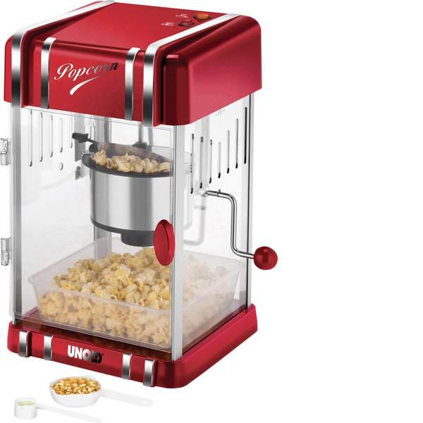 Elettrodomestici e altri utensili da cucina - Macchina per i popcorn Unold 48535 Argento, Rosso -
