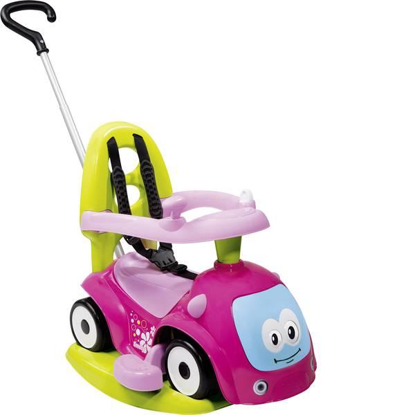 Auto a spinta - Macchina a spinta per bambini Smoby 4-in-1 Schaukelrutscher Maestro Balade Rosa con maniglia per il trasporto -