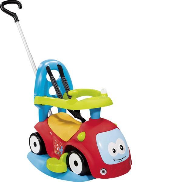 Auto a spinta - Macchina a spinta per bambini Smoby 4-in-1 Schaukelrutscher Maestro Balade Rosso con maniglia per il trasporto -